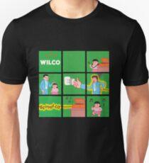 Sonic Rock Lips Unisex T-Shirt