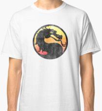 Mortal Kombat Faded Classic T-Shirt