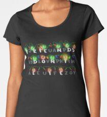 Friends Don't Lie Women's Premium T-Shirt
