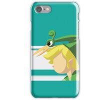 Minish Cap: Minimalistic iPhone Case/Skin