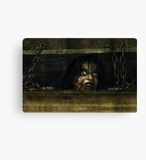 Evil Dead Demon Canvas Print
