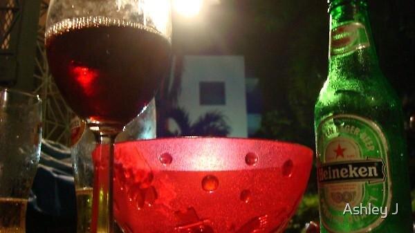 vinos y birras by Ashley J