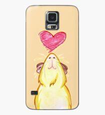Funda/vinilo para Samsung Galaxy Conejo encantador de Guinea ♥