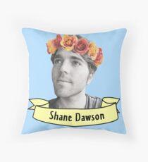 Shane Dawson flower crown edit #2 Throw Pillow