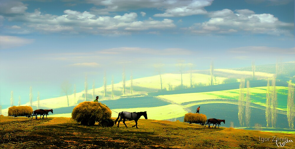 Simple Life by Igor Zenin