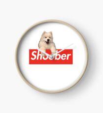 Shoober x Hypebeast Brand collab Clock