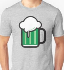 Green Beer Icon T-Shirt