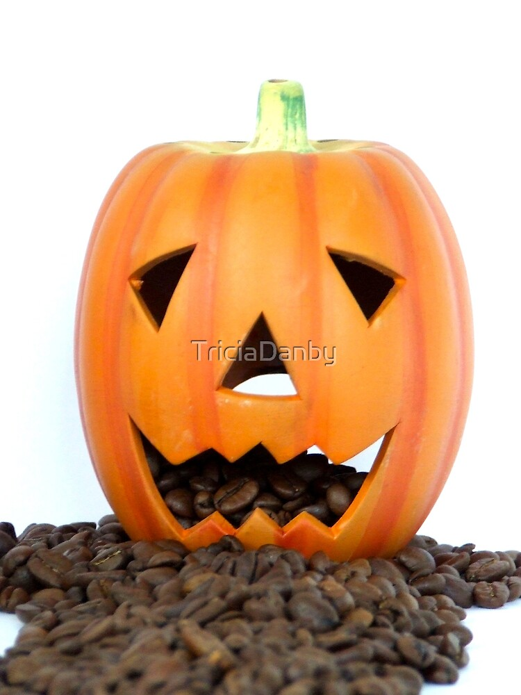 Mr. Coffee Head by TriciaDanby