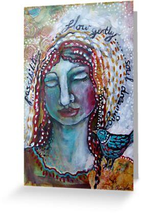 Soul dreaming by Cheryle  Bannon