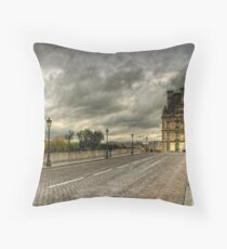 Pont Royal Throw Pillow