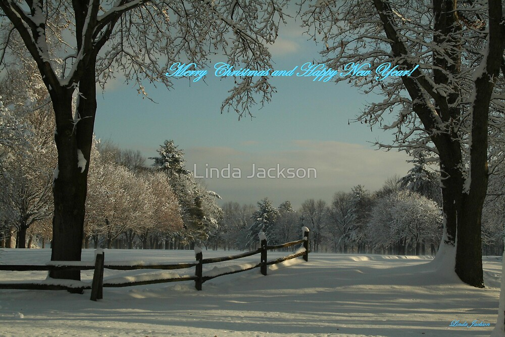 Winter Wonderland Christmas by Linda Jackson