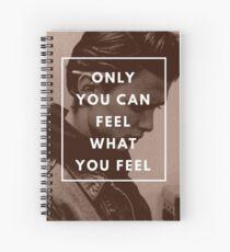 Cuaderno de espiral even bech feel what you feel skam 3