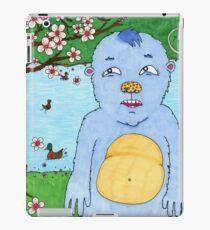 Monster in D.C. iPad Case/Skin