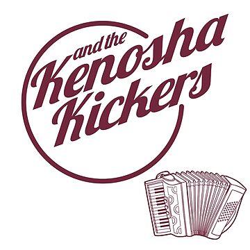 Gus Polinski and the Kenosha Kickers by BrainSmash