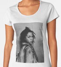Lauryn Premium Rundhals-Shirt