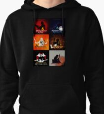 Resident Evil Movies Pullover Hoodie
