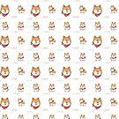 Shiba Doge by xiaobaosg