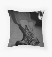 Militant Throw Pillow