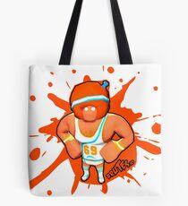 Brutes.io (Gymbrute Baller Orange) Tote Bag