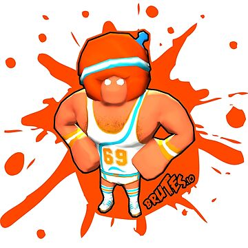 Brutes.io (Gymbrute Baller Orange) by brutes