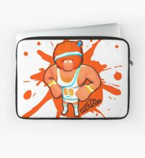 Brutes.io (Gymbrute Baller Orange) Laptop Sleeve