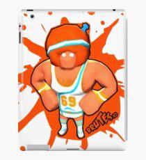 Brutes.io (Gymbrute Baller Orange) iPad Case/Skin
