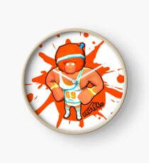 Brutes.io (Gymbrute Baller Orange) Clock