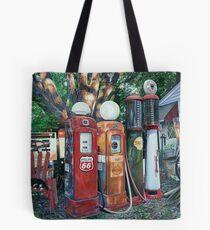 Old Lady Mildred's, artist Lynn Garwood Tote Bag