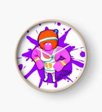Brutes.io (Gymbrute Baller Pink) Clock