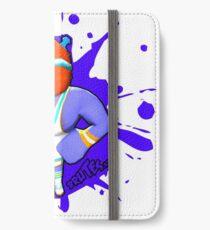 Brutes.io (Gymbrute Baller Purple) iPhone Wallet/Case/Skin