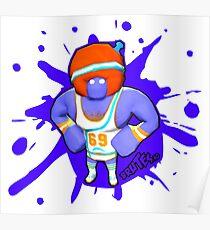 Brutes.io (Gymbrute Baller Purple) Poster