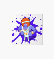 Brutes.io (Gymbrute Baller Purple) Art Board