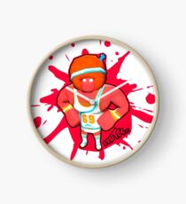 Brutes.io (Gymbrute Baller Red) Clock
