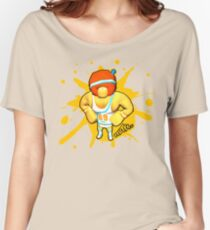 Brutes.io (Gymbrute Baller Yellow) Women's Relaxed Fit T-Shirt