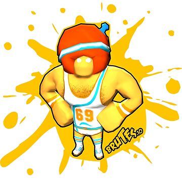 Brutes.io (Gymbrute Baller Yellow) by brutes