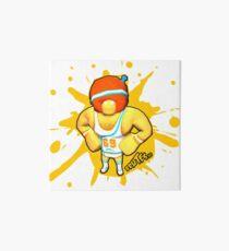 Brutes.io (Gymbrute Baller Yellow) Art Board