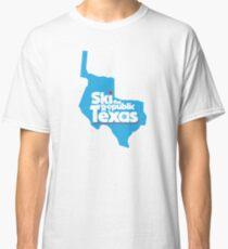 Ski the Republic of Texas Classic T-Shirt