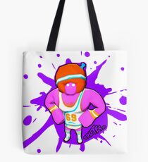 Brutes.io (Gymbrute Baller Pink) Tote Bag