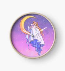 Princess Serenity  Clock