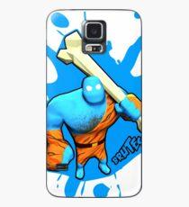 Brutes.io (Brute Caveman Blue) Case/Skin for Samsung Galaxy