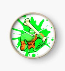 Brutes.io (Brute Caveman Green) Clock