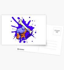 Brutes.io (Brute Caveman Purple) Postcards