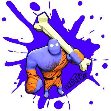 Brutes.io (Brute Caveman Purple) by brutes