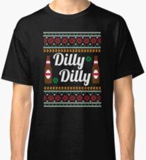 dilly dilly beer ugly shirt ugly christmas t shirt ugly xmas shirt mens