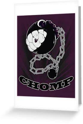 Chain Chomp CHOMP by VTDesigns