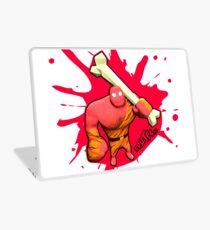 Brutes.io (Brute Caveman Red) Laptop Skin