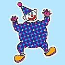 Circus Clown by RogueGear