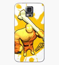 Brutes.io (Brute Caveman Yellow) Case/Skin for Samsung Galaxy