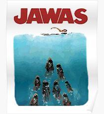 Jawas Jaws Poster