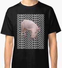 Shane Dawson Oh My God Pig Classic T-Shirt